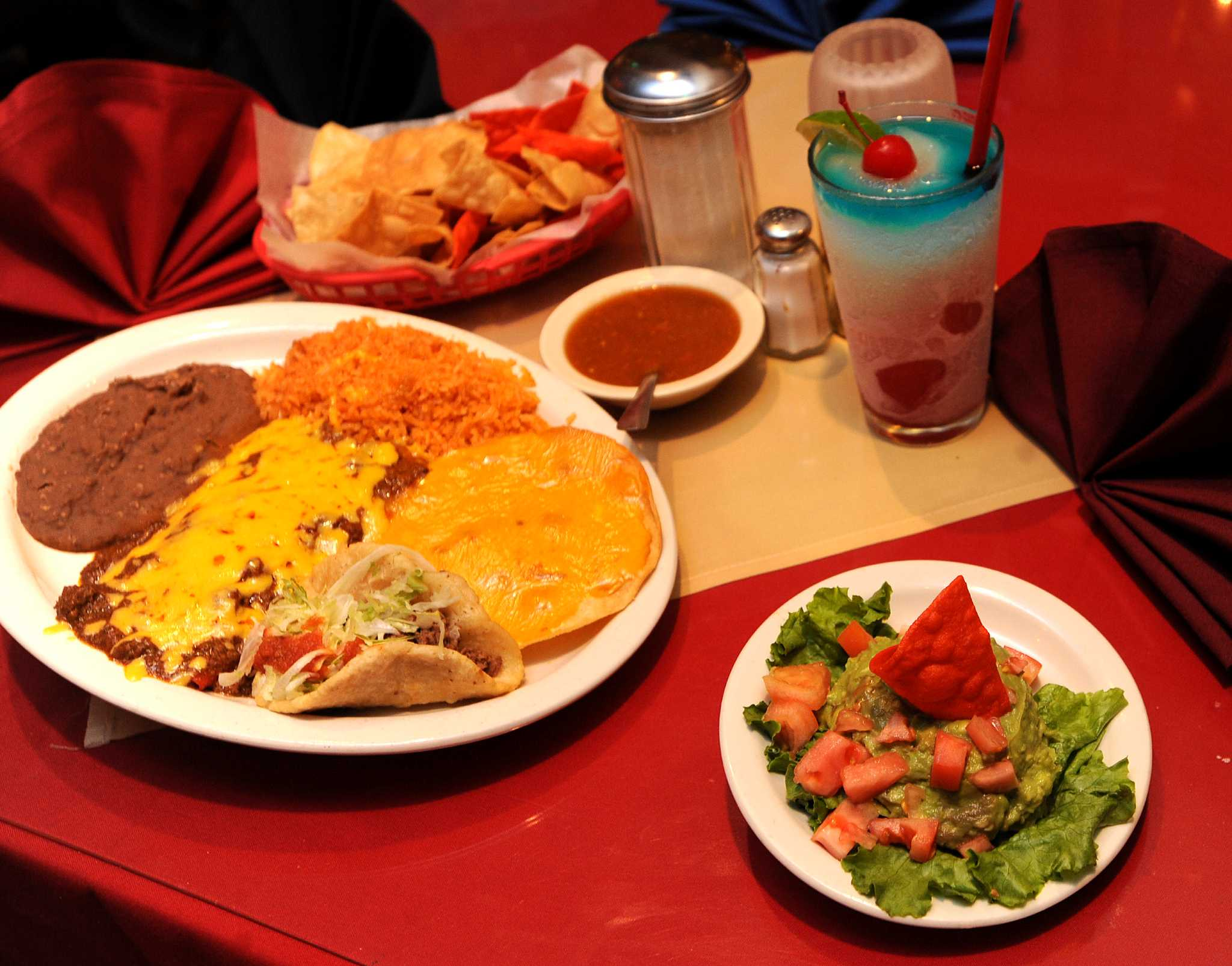 New Mexico Mexican Food Tucson