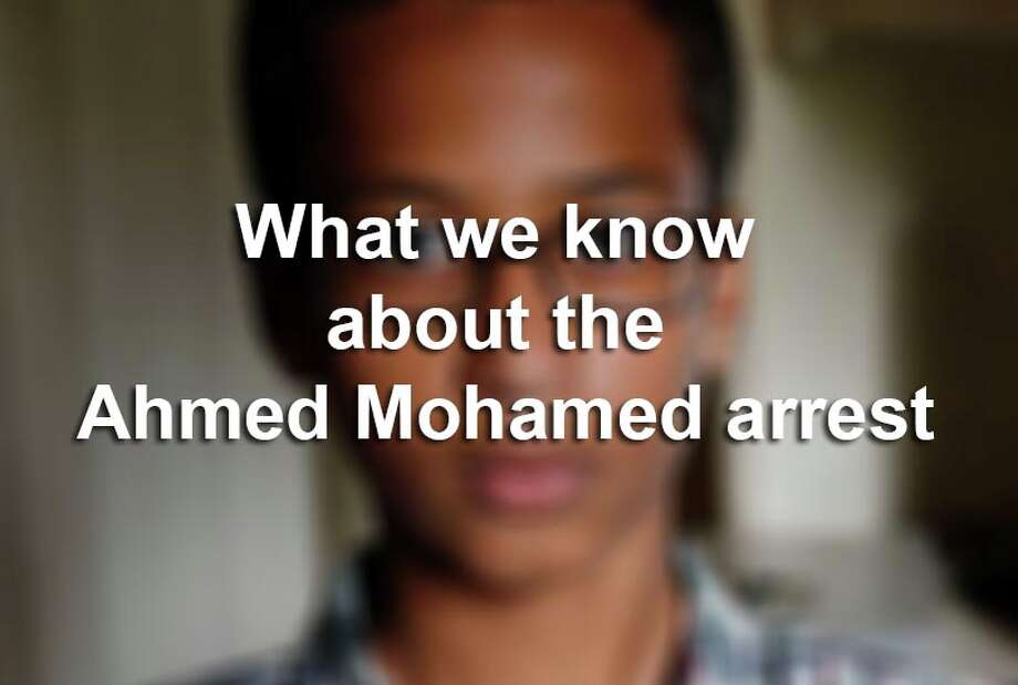 Scroll through the slideshow for eight things to know about the Sept. 14, 2015 arrest of Irving teen Ahmed Mohamed.