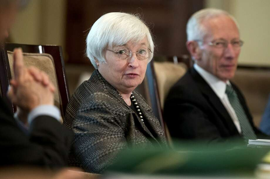 Federal Reserve Chairwoman Janet Yellen will announce the rate decision. Photo: Manuel Balce Ceneta, Associated Press