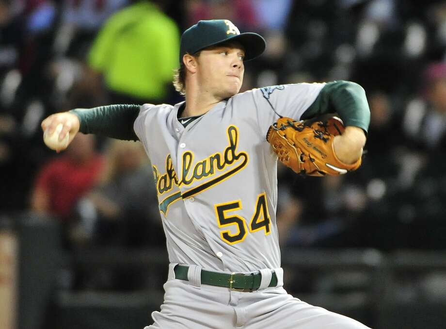Sonny Gray Photo: David Banks, Getty Images