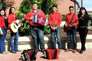 Southside High School Conjunto Cardenales will perform at the Diez y Seis de Septiembre Culture, Health, and Fitness Fair on Saturday, Sept. 19 at Mission Marquee Plaza, 3100 Roosevelt Ave.