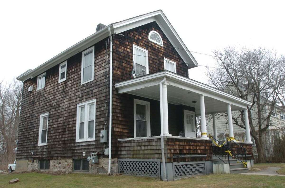 Hairdresser Laura Mancini lived in this house at 39 Smith St, Danbury, CT.