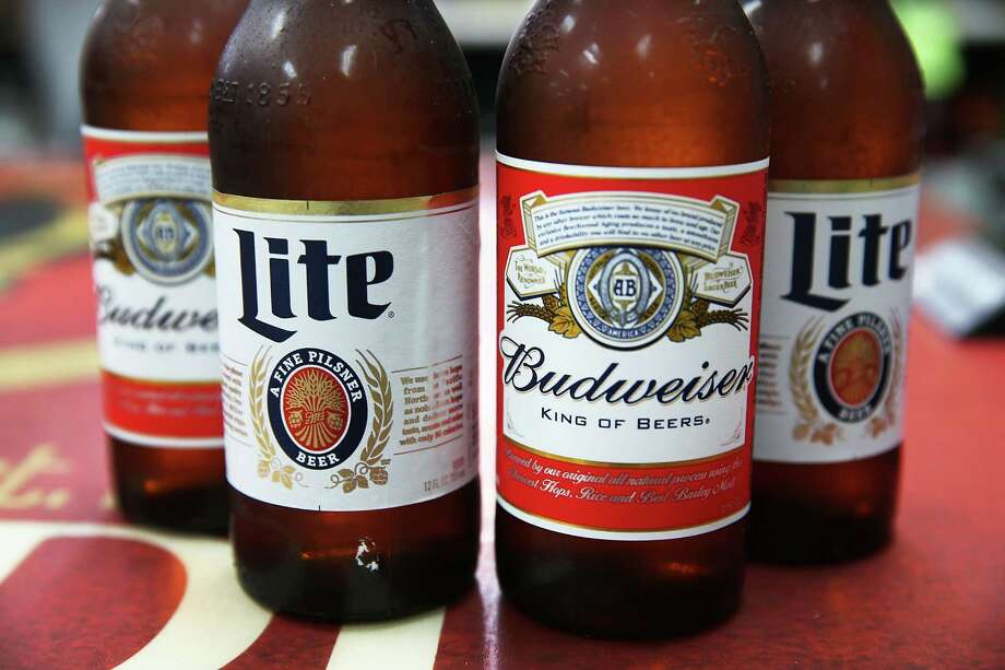 SABMiller accepted in principle a takeover bid worth $106 billion from Anheuser Busch InBev. Photo: Joe Raedle /Getty Images / 2015 Getty Images