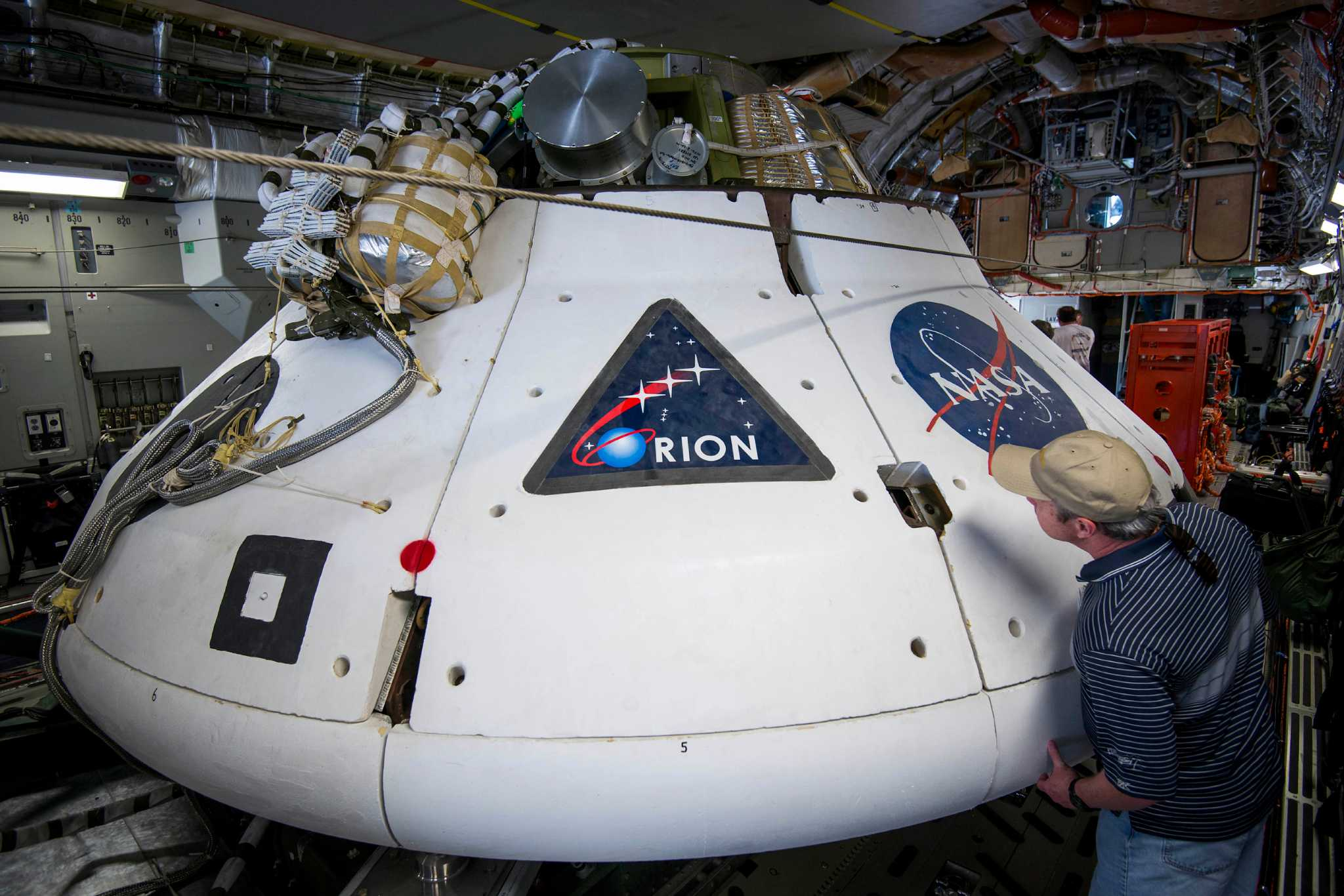 NASA pushes Orion's flight with crew to 2023 - Houston ...