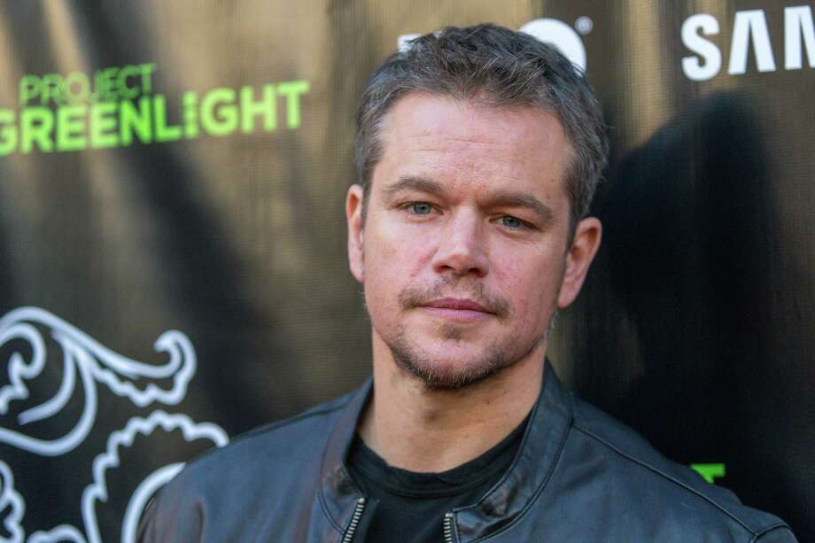 "FILE - In this Aug. 10, 2015 file photo, Matt Damon attends The Project Greenlight Season 4 premiere of ""The Leisure Class"" in Los Angeles. Damon has apologized for comments regarding diversity in filmmaking that sparked widespread backlash, after a portion of a conversation from HBO's ""Project Greenlight"" circulated online.  (Photo by Paul A. Hebert/Invision/AP, File) ORG XMIT: NYET353 Photo: Paul A. Hebert / Invision"