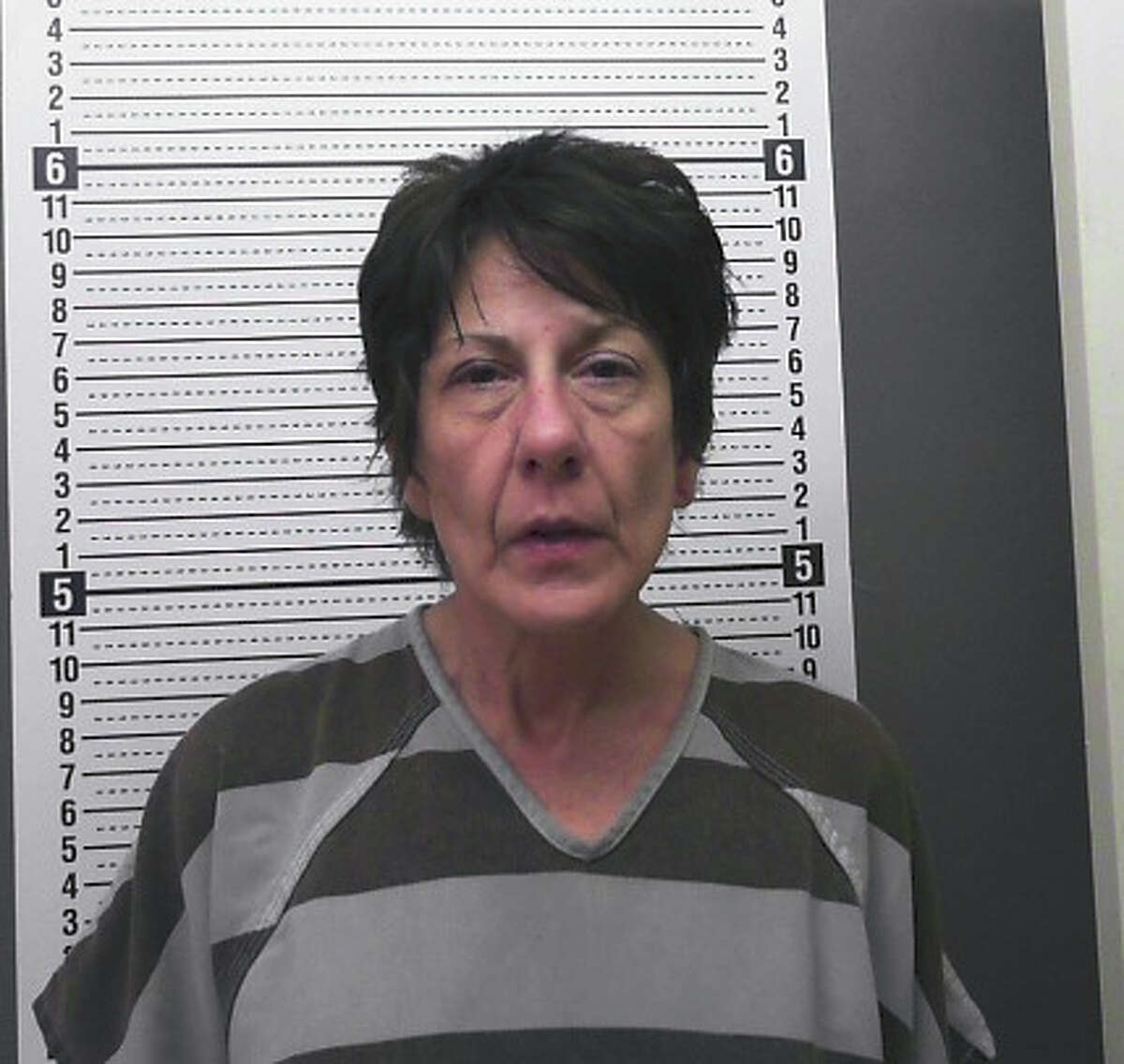 Deborah N. Arnold allegedly stole two vehicles according to the Boerne Police Department.