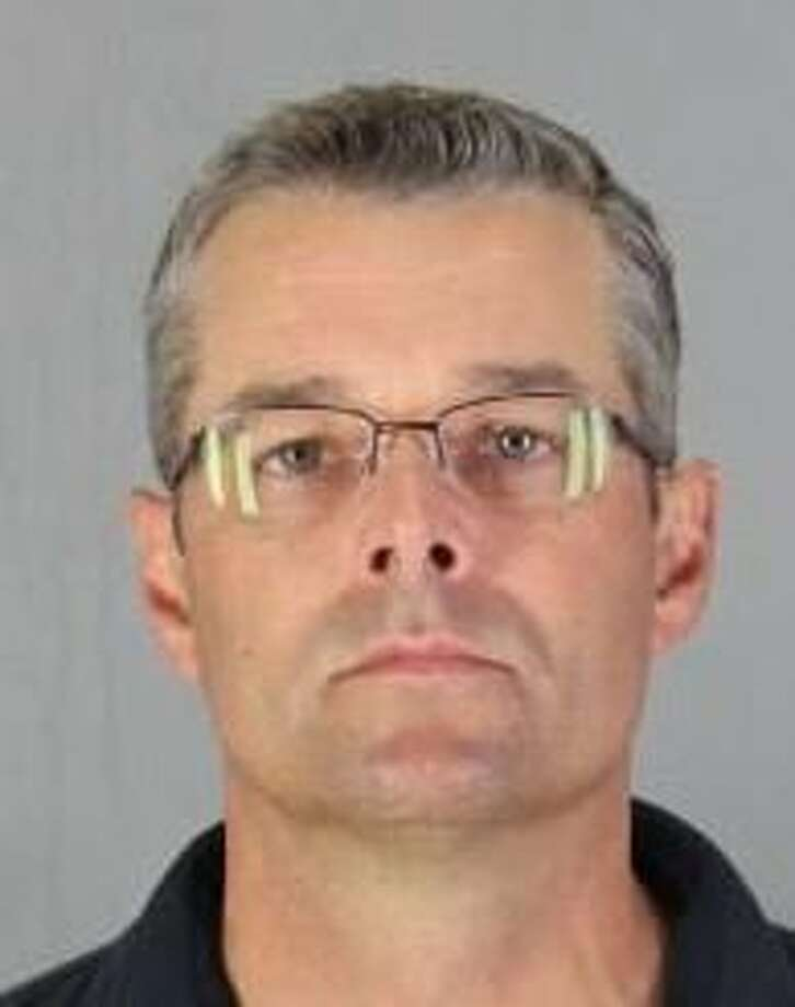 James Rainey Mason, 48, a sergeant with the San Jose Police Department, was charged with indecent exposure for allegedly exposing himself to a woman while masturbating in a car in Redwood City in Sept. 4, 2015. Photo: Courtesy, San Mateo County Sheriff