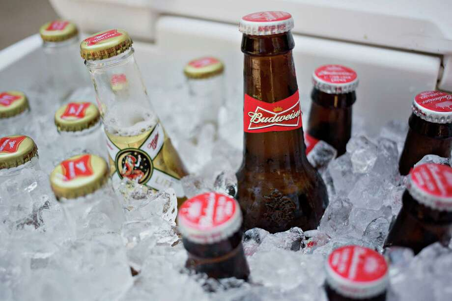 The Anheuser-Busch InBev-SABMiller merger would create a company with $69 billion in annual revenue. Photo: Daniel Acker / © 2015 Bloomberg Finance LP
