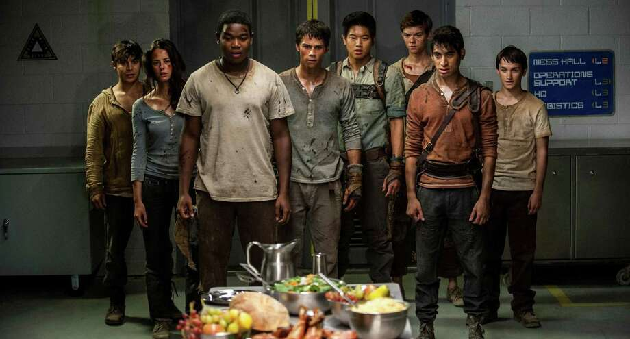 "A still from ""Maze Runner: The Scorch Trials."" (Twentieth Century Fox) Photo: Twentieth Century Fox, HO / TNS"