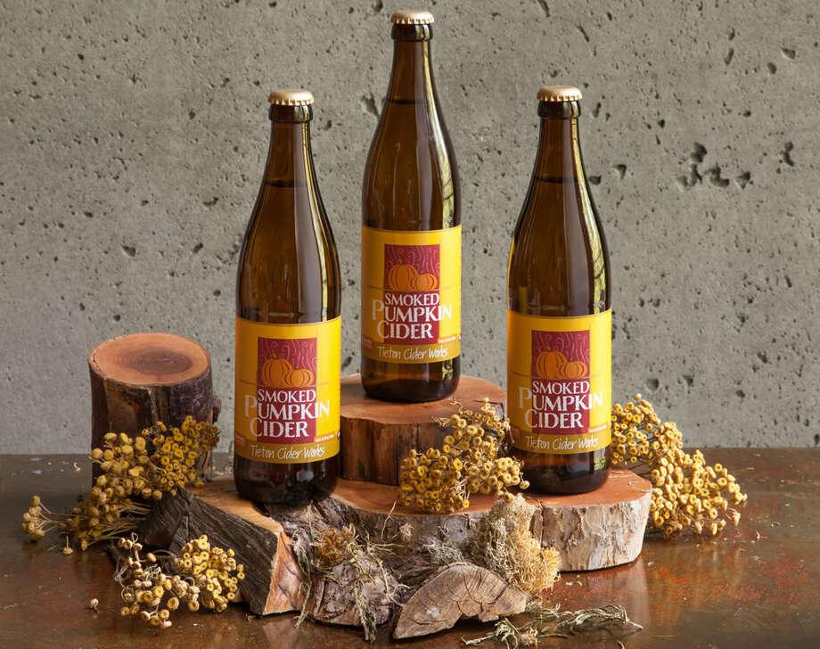 Tieton Cider Works' Smoked Pumpkin Cider Photo: Courtesy Photo