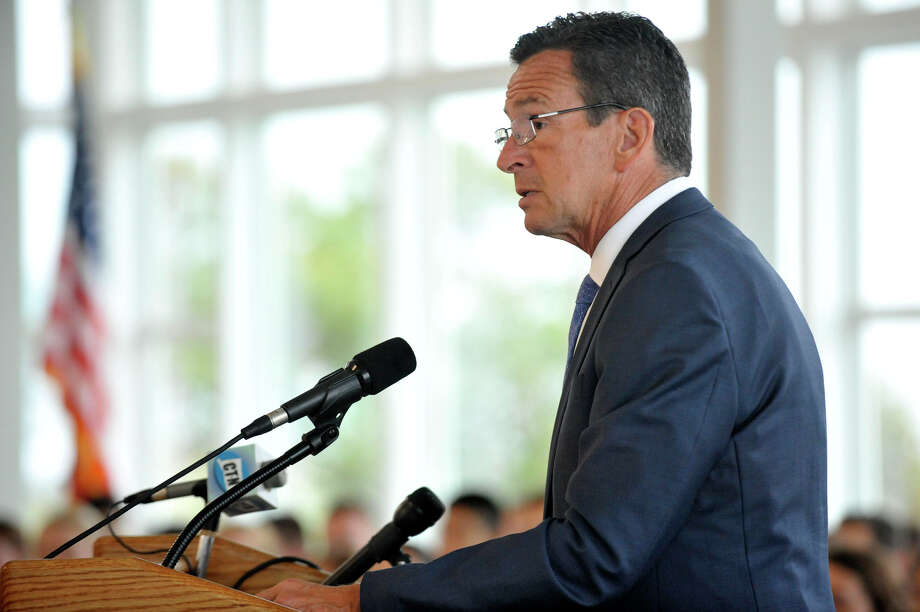 Gov. Dannel P. Malloy Photo: Jason Rearick / Hearst Connecticut Media / Stamford Advocate