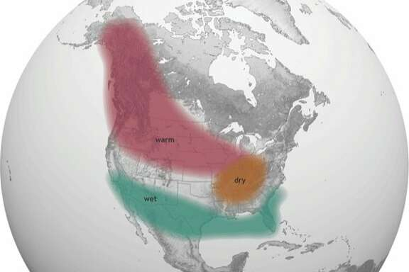 National Oceanic and Atmospheric Administration report released Thursday predicts a greater than 95 percent chance that El Niño will last through the winter and into the spring and pack above average rain and temperatures.