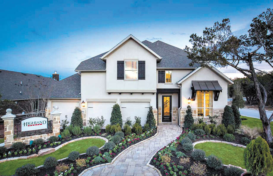 Highland Homes Building innovative homes in Texas for 30 years – Highland Homes Floor Plans Texas