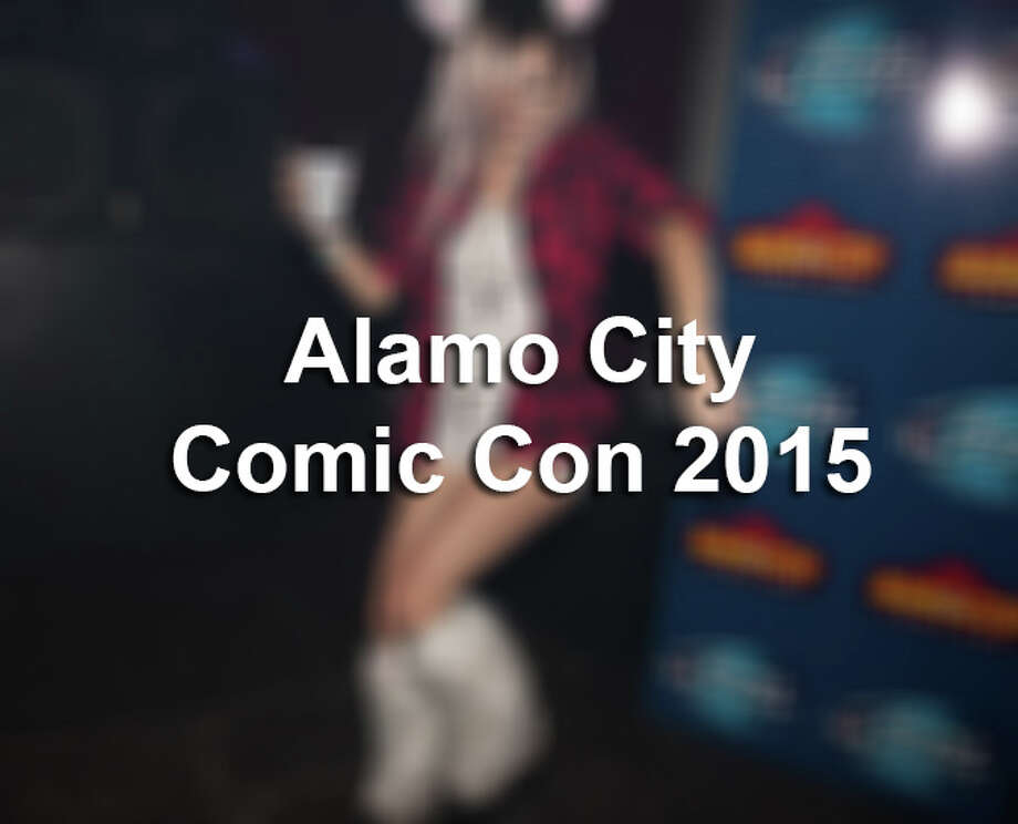 Click through the slideshow to see photos from the 2015 Alamo City Comic Con.