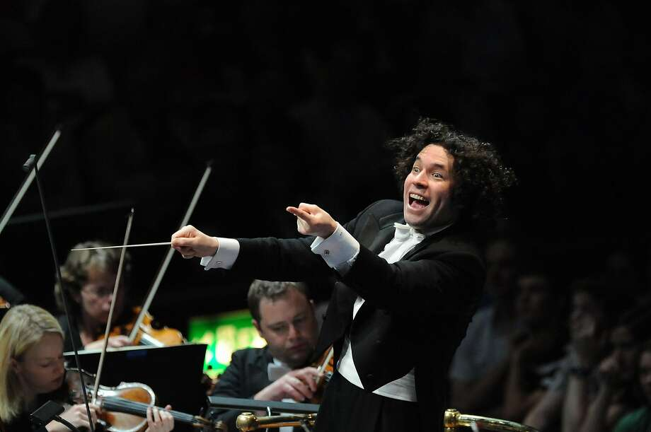 Gustavo Dudamel will bring the Simón Bolívar Symphony Orchestra. Photo: Chris Christodoulou