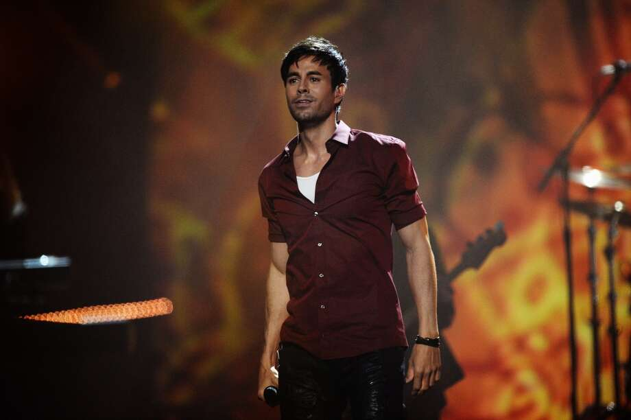 Enrique Iglesias will play Toyota Center with Pitbull in June.>> Click through the gallery for other concerts coming to Houston this year. Photo: Samir Hussein, Getty Images For MTV