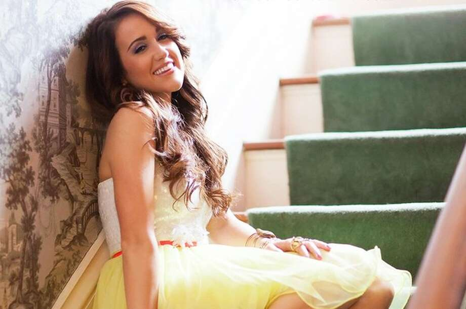 Britt Nicole is working on her fourth album, set to be released this fall. Photo: Sparrow Records