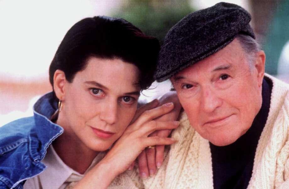 Patricia Ward Kelly and Gene Kelly (photo courtesy Patricia Ward Kelly)