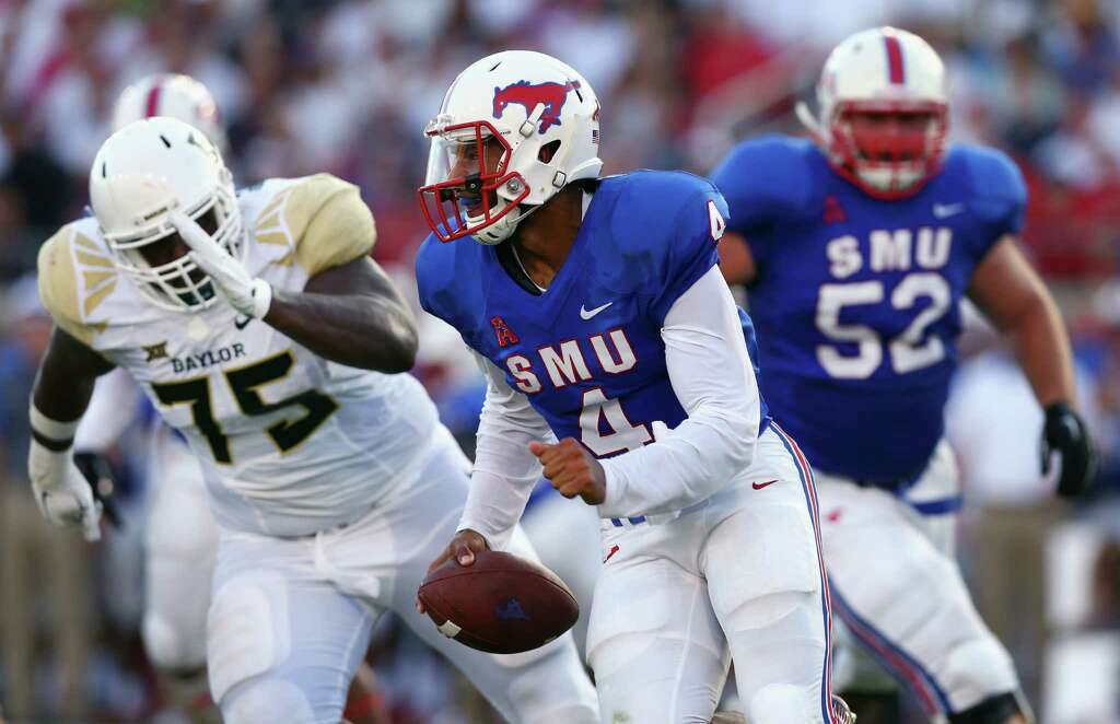 Ex-SMU QB Kyle Padron cleared to play at Eastern   The Spokesman ...