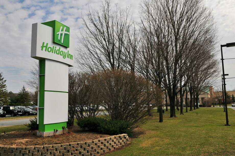 View of the Holiday Inn at 205 Wolf Road Monday, March 19, 2012, in Colonie, N.Y.  (Philip Kamrass / Times Union archive) Photo: Philip Kamrass / 00016882A