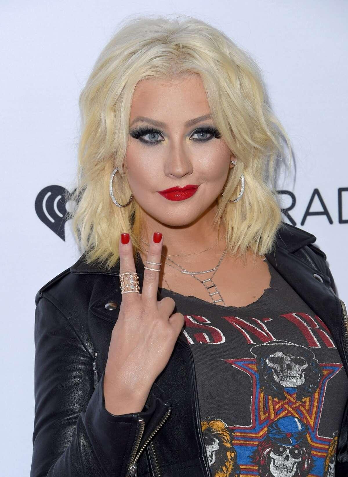 Christina Aguilera Latino heritage: Ecuador
