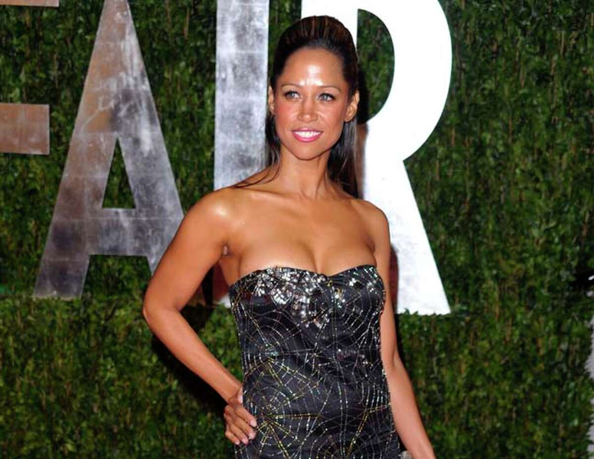 Stacey Dash, actress turned Fox News contributor.