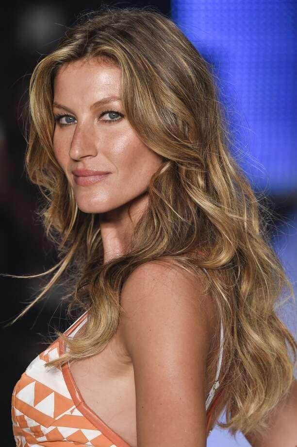 1. Gisele Bundchen, $44 million Photo: Victor VIRGILE, Gamma-Rapho Via Getty Images
