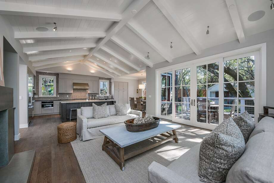 Freshly Finished Luxury Home Completes Orinda Estate Sfgate