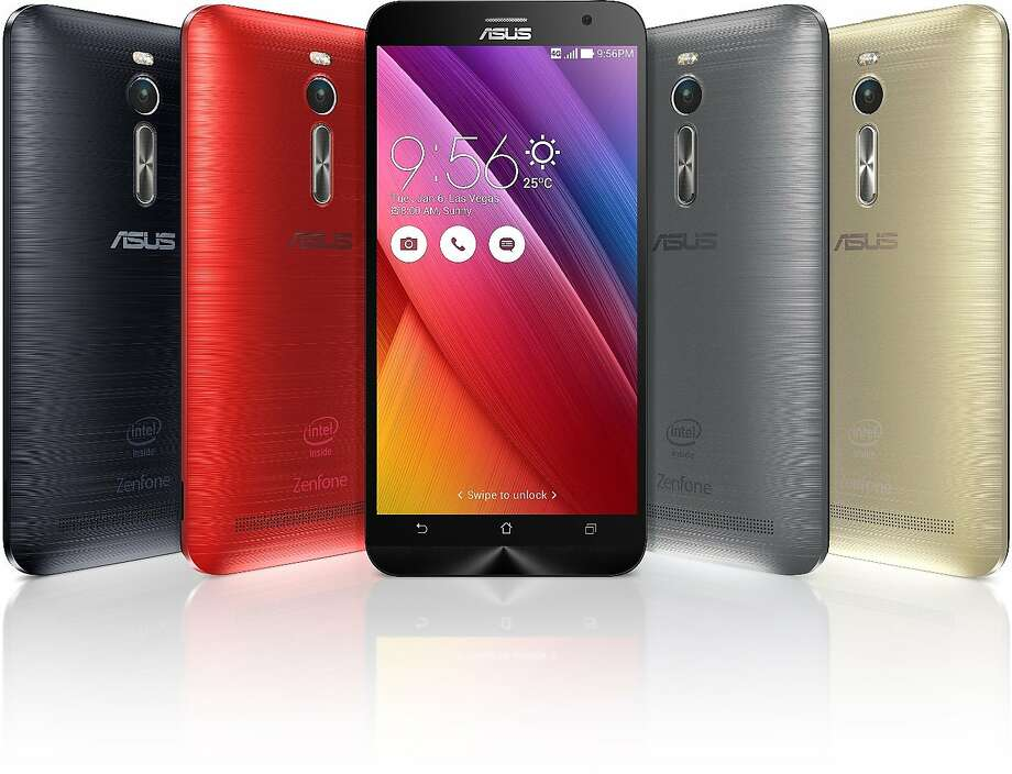 The Asus Zenfone 2 has a lot of features for a low price. Photo: Asus