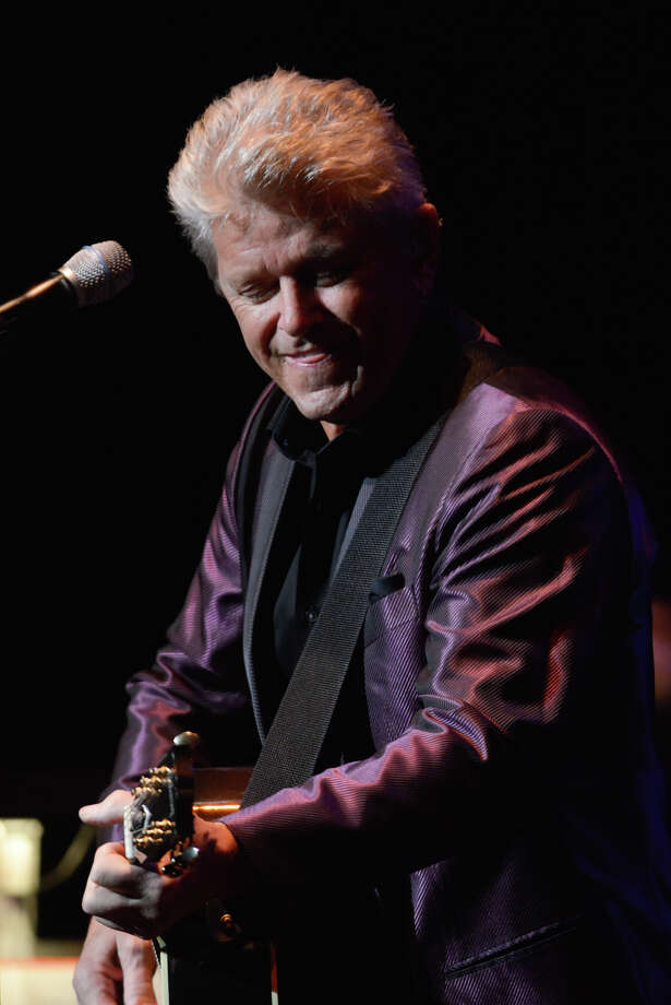 "Grammy Award-winning singer/songwriter Peter Cetera delivered his timeless music at the Majestic Theatre on Thursday. Joined on stage by Bad Daddys, Cetera performed such hits as ""Glory of Love"" and ""If You Leave Me Now"" from his days with the band Chicago and from his almost 30-year solo career. Photo: Robin Jerstad, San Antonio Express-News"