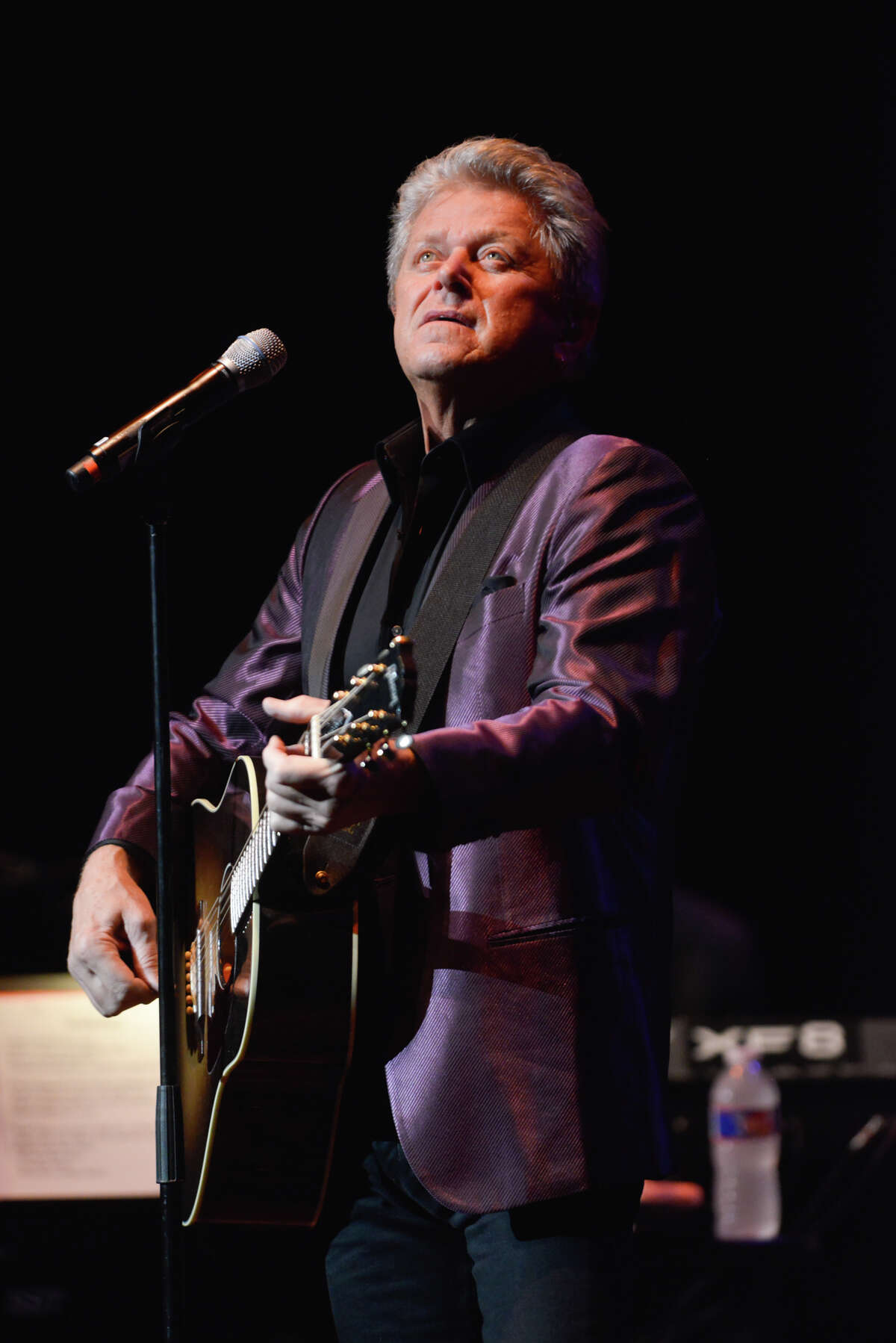 Grammy Award-winning singer/songwriter Peter Cetera delivered his timeless music at the Majestic Theatre on Thursday. Joined on stage by Bad Daddys, Cetera performed such hits as