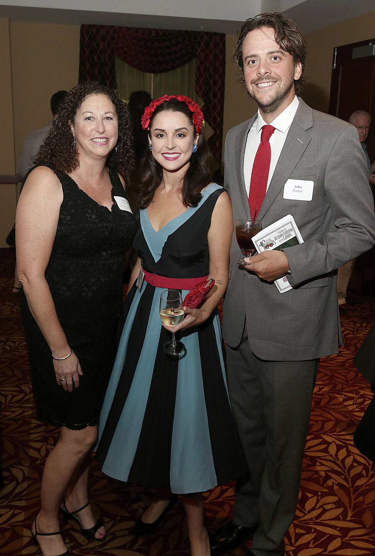 Were you Seen at Capital Roots' 9th Annual Autumn Evening in the Garden Gala at the Hilton Garden Inn in Troy on Thursday, September 17, 2015?