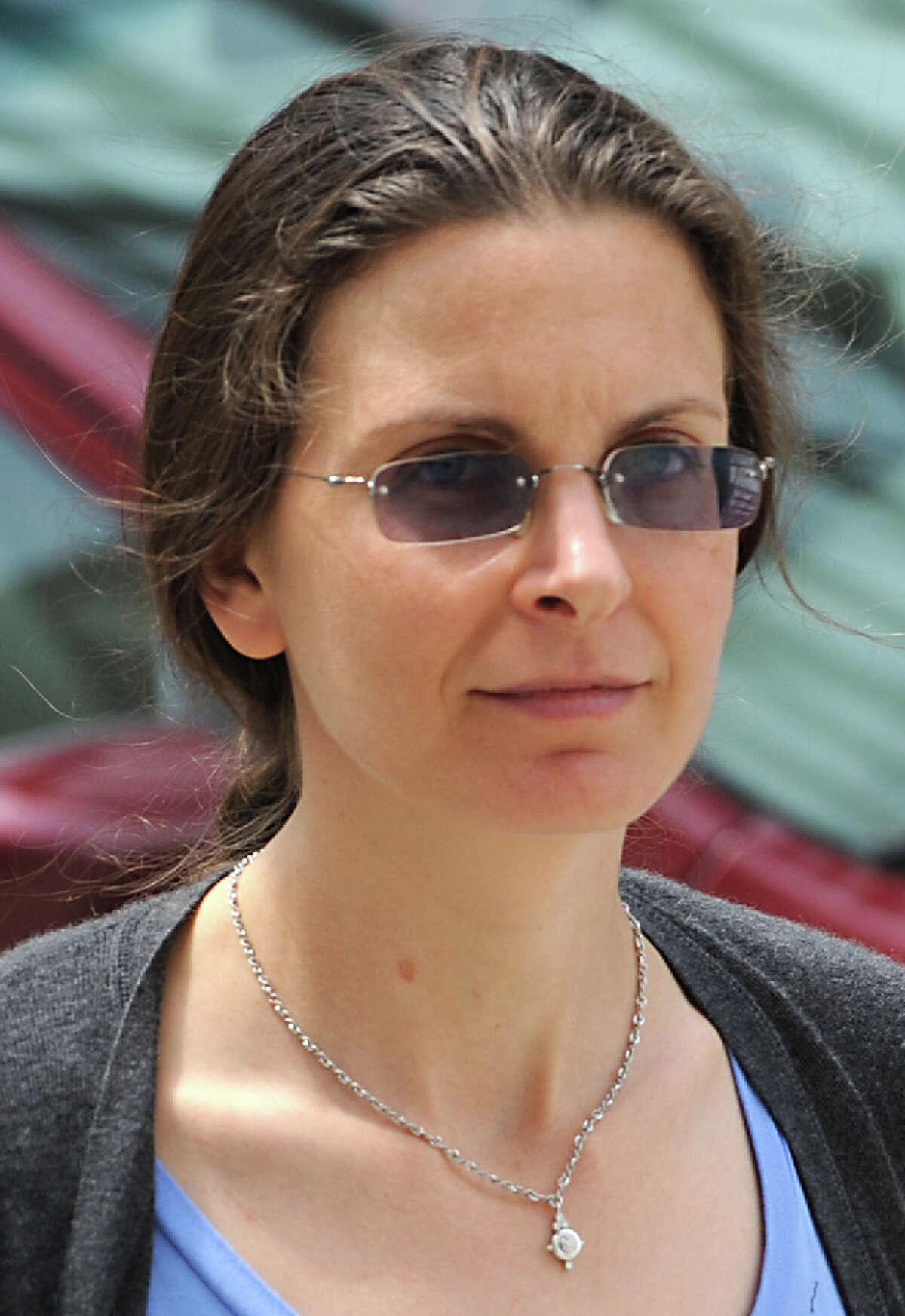 Clare Bronfman