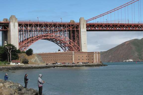 The Golden Gate Bridge is more than an architectural icon -- it is a powerful work of engineering that defines its surroundings, a physical presence and a graceful leap.