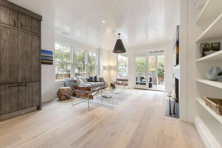 5 Nelson Ave. in Mill Valley was completed in 2015. Photo: OpenHomesPhotography.com