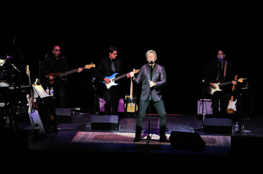 """Grammy Award-winning singer/songwriter Peter Cetera delivered his timeless music at the Majestic Theatre on Thursday. Joined on stage by Bad Daddys, Cetera performed such hits as """"Glory of Love"""" and """"If You Leave Me Now"""" from his days with the band Chicago and from his almost 30-year solo career Photo: Robin Jerstad, Freelance / San Antonio Express-News"""