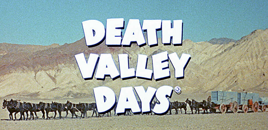 "No word from columnist Thomas Lawlor on whether he encountered the famous 20-mule team or host Ronald Reagan of the ""Death Valley Days"" television show while vacationing there with his family as a child, but he did recall: ""We asked our dad beforehand what there was to do in Death Valley, except the obvious. He said, 'We can go hiking.' Really? I had seen some TV shows on that. None of the shows ended well for the hikers in Death Valley. Why do you think Death Valley has so many sun-bleached skulls?"" Photo: Contributed Photo / Fairfield Citizen"