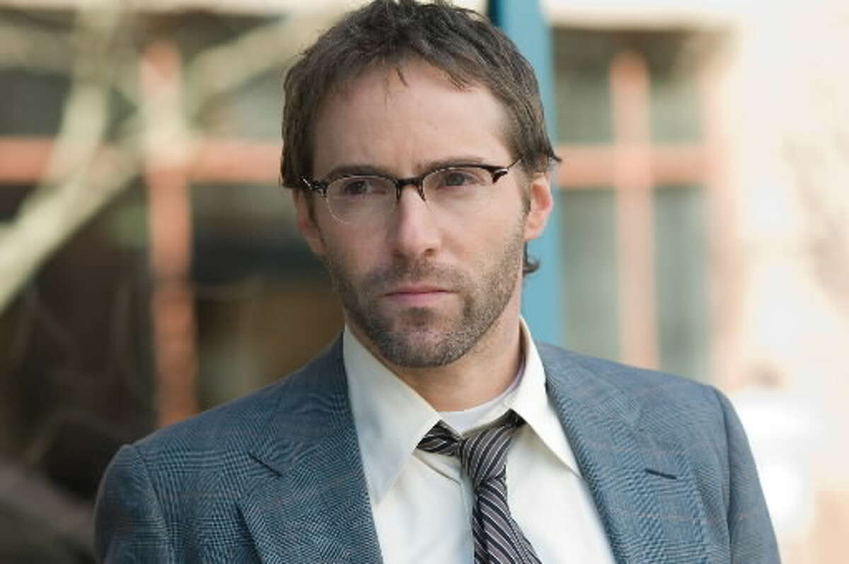 Actor Alessandro Nivola as Dr. Paul Faulkner in