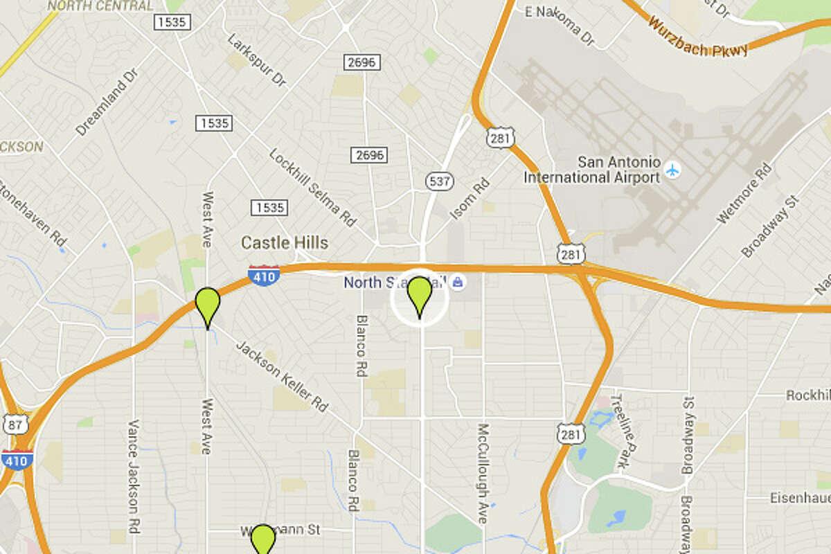 EL POTOSINO MEXICAN RESTAURANT: 7243 SAN PEDRO AVE San Antonio , TX 78216 Date: 09/11/2015 Demerits: 14