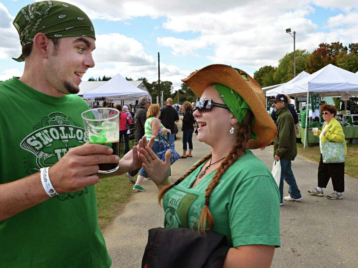 The 19th Annual Irish 2000 Music & Arts Festival. Irish music, rides and games, dance performances, children's activities and more.When: Friday, Sept. 18 to Saturday, Sept. 19. Where: Saratoga County Fairgrounds, Ballston Spa. For tickets and more info, visit the website.