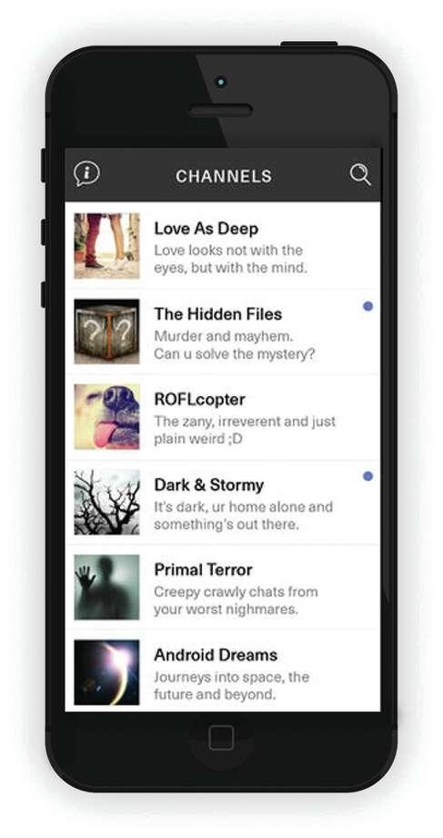 Hooked App