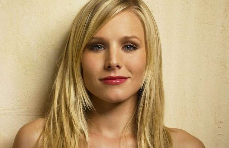 Kristen BellThe actress is open about her healthy vegan lifestyle.