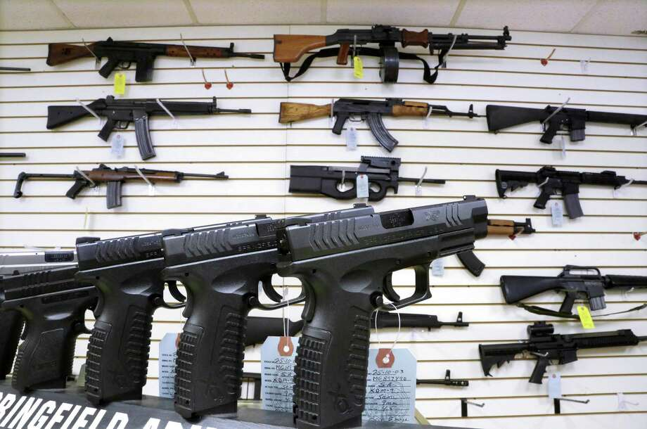 Focusing solely on mental health is not going to cut it to prevent future mass shootings. A better focus would be on limiting access to guns for those with histories of violence and substance abuse. Photo: Seth Perlman /Associated Press / AP