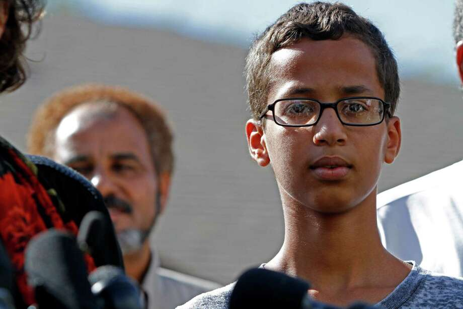 Judge dismisses 'clock boy' Ahmed Mohamed's suit against