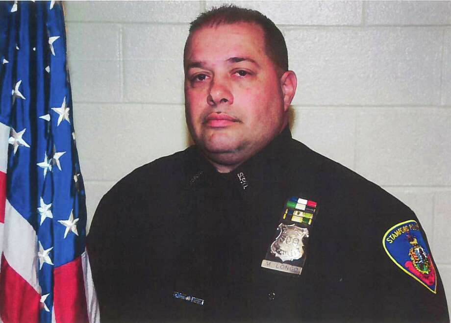 Mike Longo Makes Stamford Police Officer Of The Year Stamfordadvocate