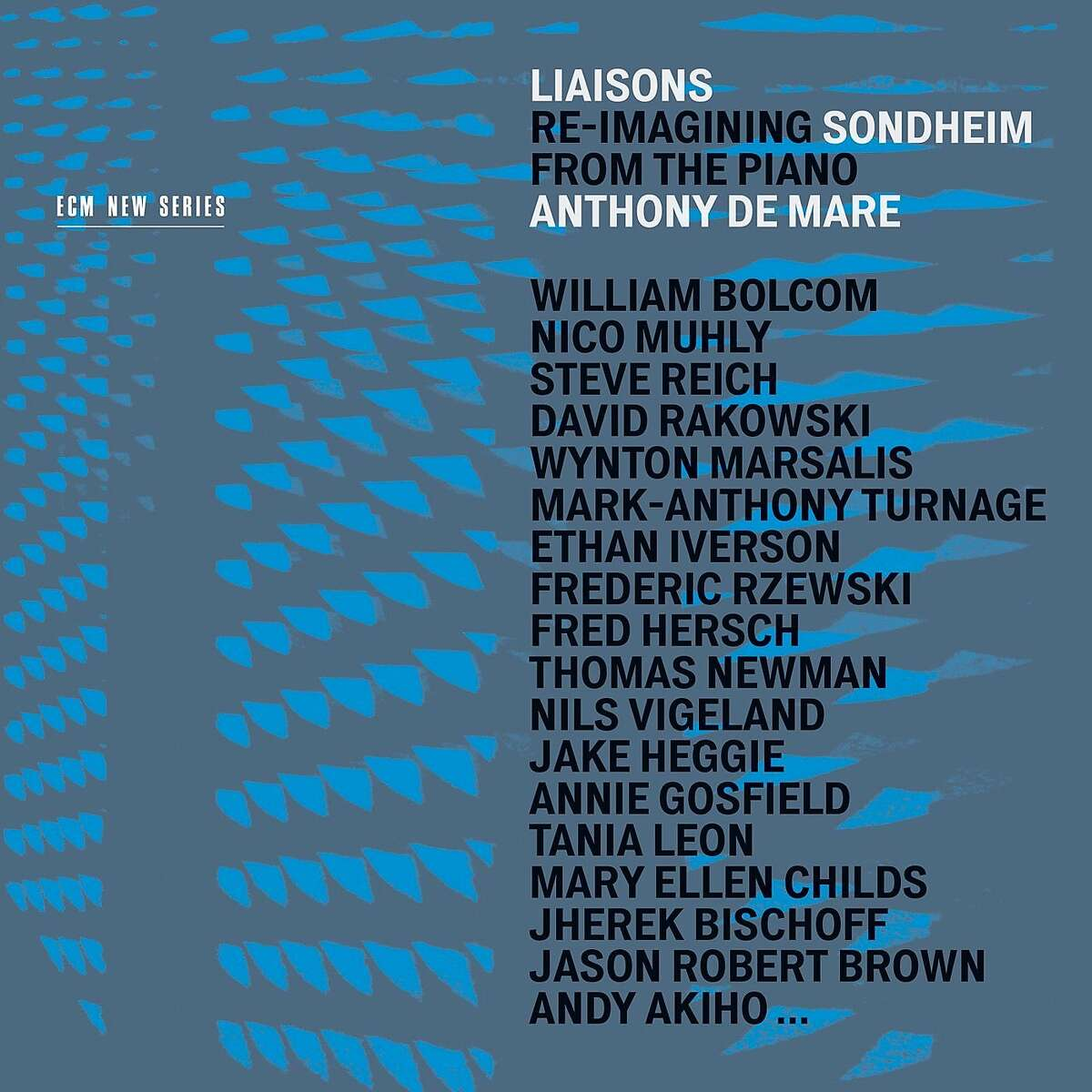 """CD cover: """"Liaisons"""""""