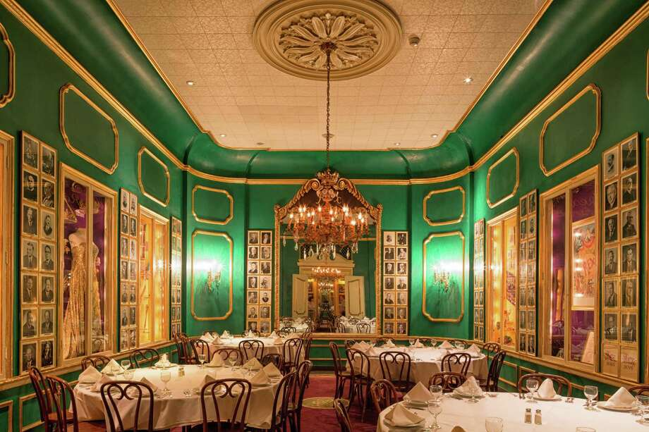 Rex Room of Antoine's Restaurant in New Orleans' French Quarter which is marking its 175th anniversary this year. Photo: Antoine's Restaurant