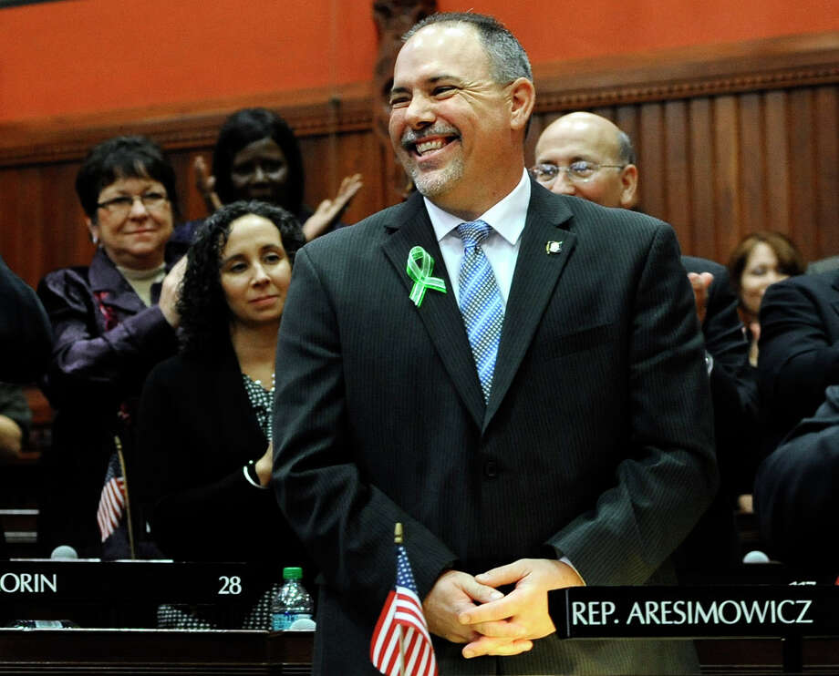 Connecticut House Majority Leader Joe Aresimowicz Photo: Jessica Hill / AP Photo /Jessica Hil / Associated Press (AP Photo/Jessica Hill)