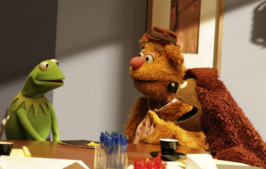 """The Muppets"" on ABC. Photo: Handout, Washington Post"