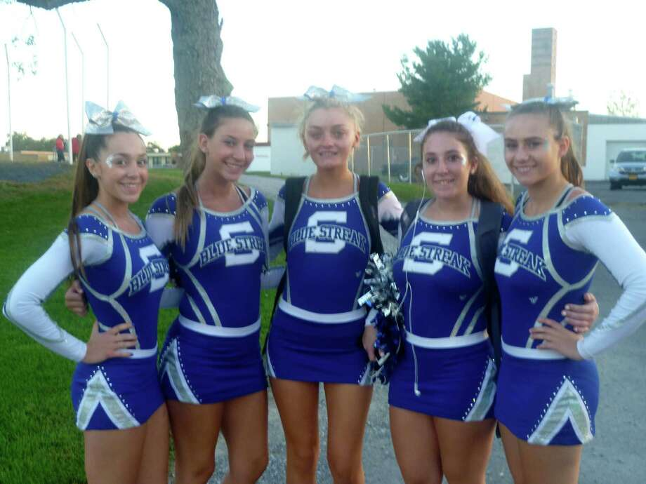 Were you seen at the Saratoga Springs vs Guilderland High School football game at Guilderland on Friday, September 18th, 2015? Photo: Kayleigh Huber